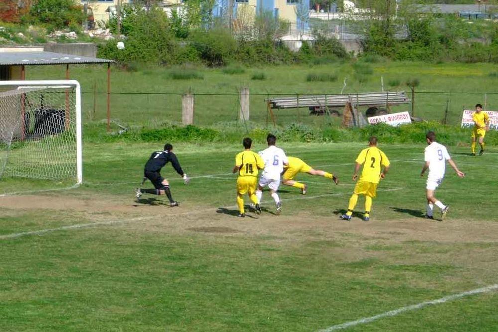Α.Ο. Καρδίτσα - Αναγέννηση Καρδίτσας 1-1