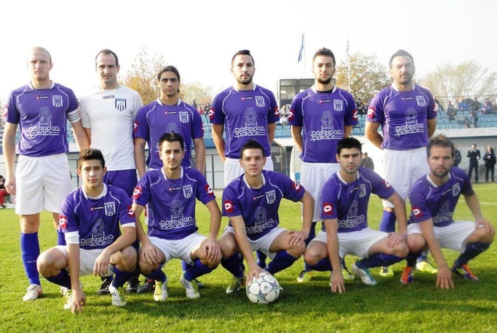Ακαδημία Πλαταμώνα-Καστοριά  2-0