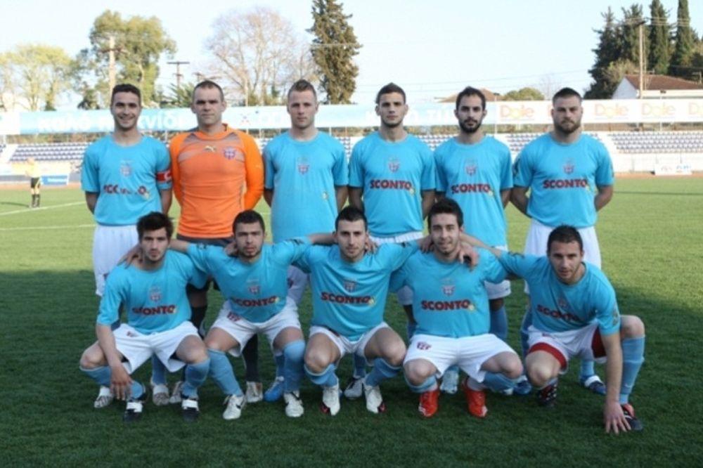 Αμφίλοχος-Όλυμπος Κέρκυρας 0-1