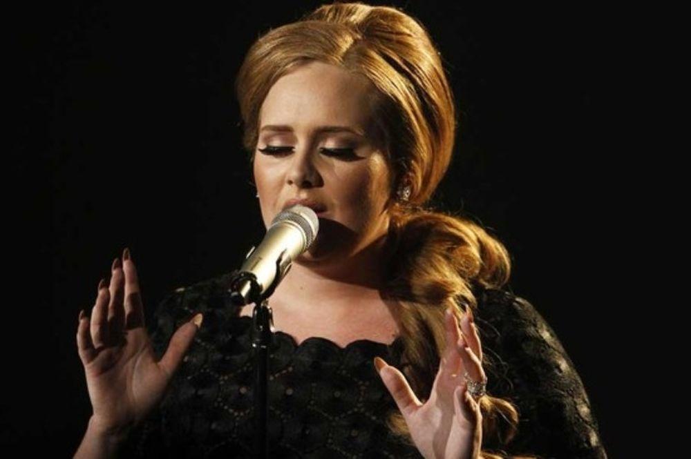 Ολυμπιακή... πρόκριση για την Adele