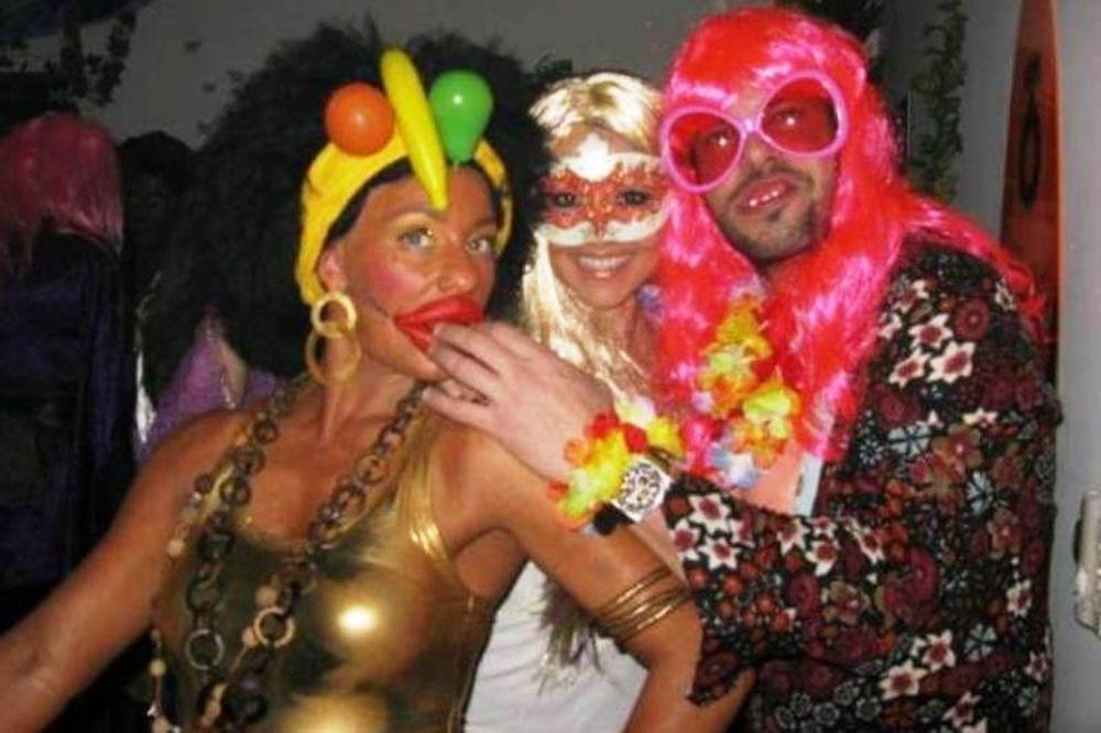 Το καρναβάλι στην ελληνική showbiz (photos)