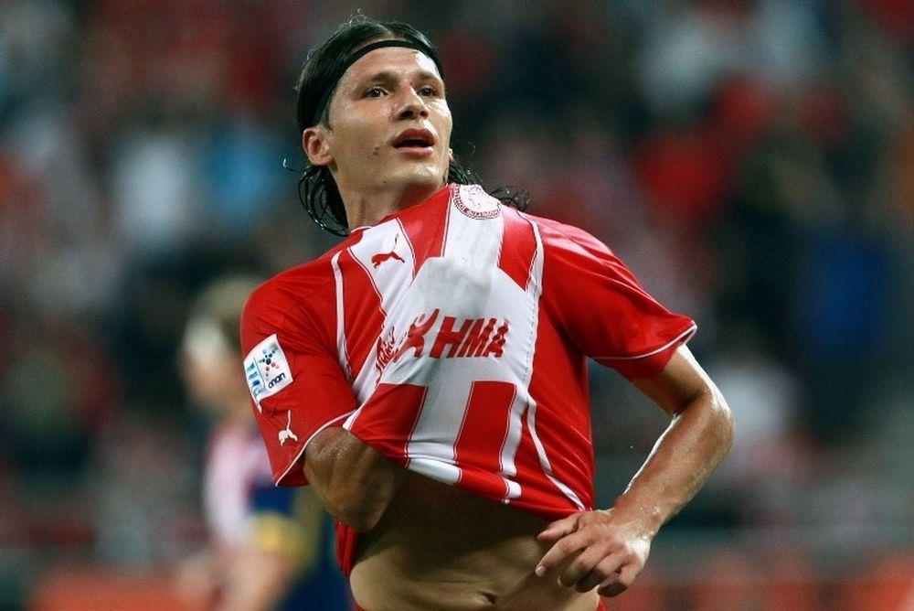 Πάντελιτς: «Ο Ολυμπιακός είναι η ομάδα μου»