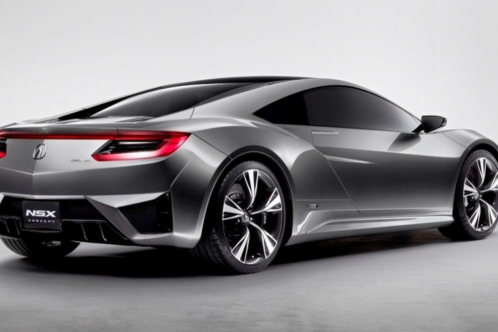 Το θρυλικό supercar της Honda επανέρχεται!