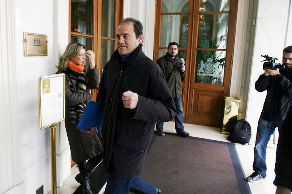 Κανελλόπουλος: «Χρέος μου να βοηθήσω την ΑΕΚ»