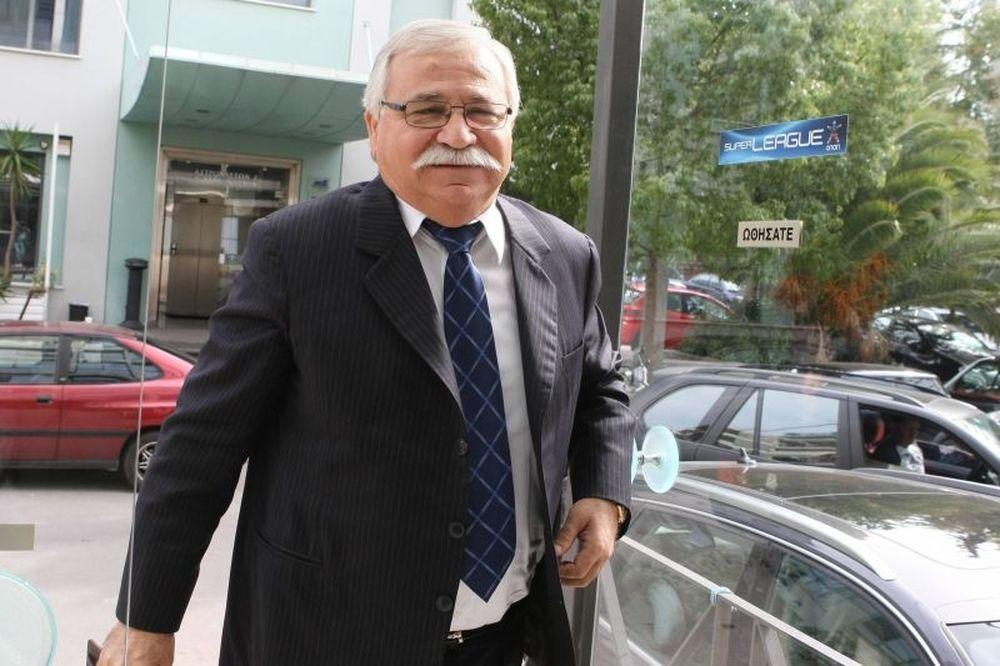 Παπουτσάκης: «Οριστική η αναβολή της αγωνιστικής»