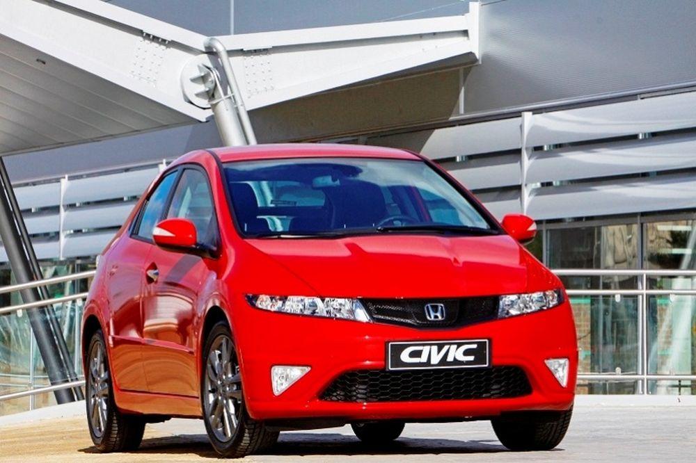 Νέο προωθητικό πρόγραμμα για το Honda Civic