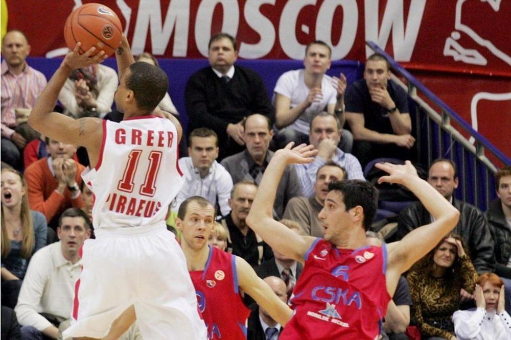 Δεν του… πάει η Μόσχα του Ολυμπιακού