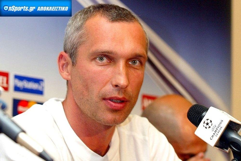 Προτάσοφ στο Onsports: «Η άμυνα δίνει την πρόκριση»