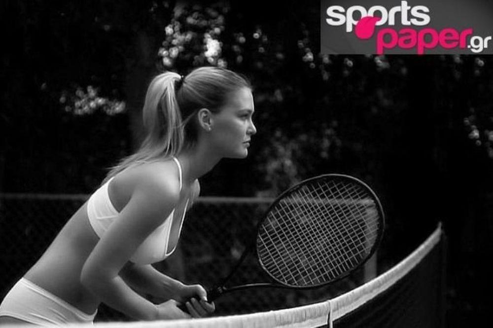 Το αποκαλυπτικό τένις της Μπαρ... (photos)