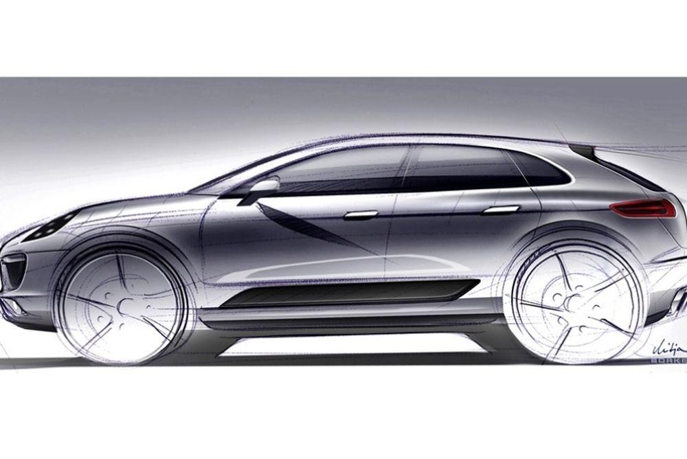 Macan θα ονομάζεται το νέο SUV της Porsche