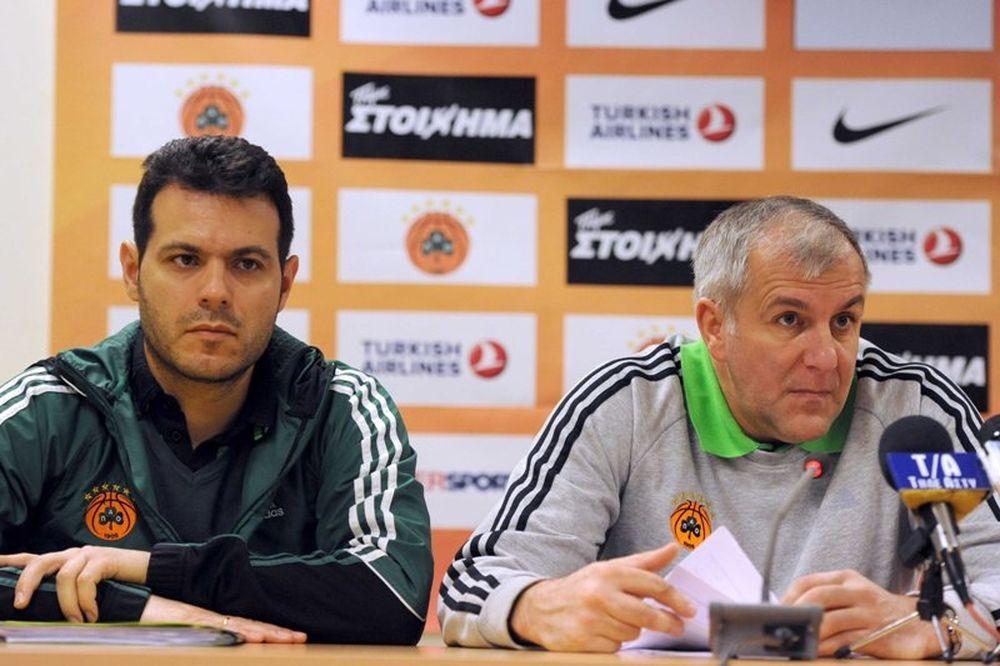 Ομπράντοβιτς: «Κερδίζουμε και πάμε play offs» (photos)