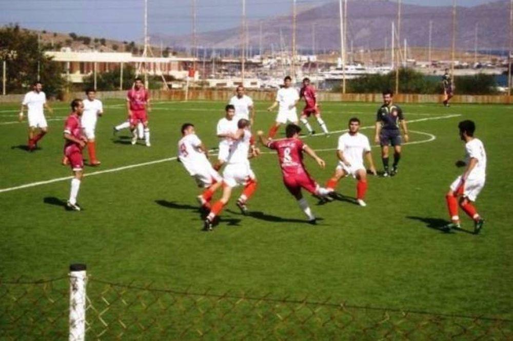 Νίκη Ρέντη – Κερατσίνι 0-5