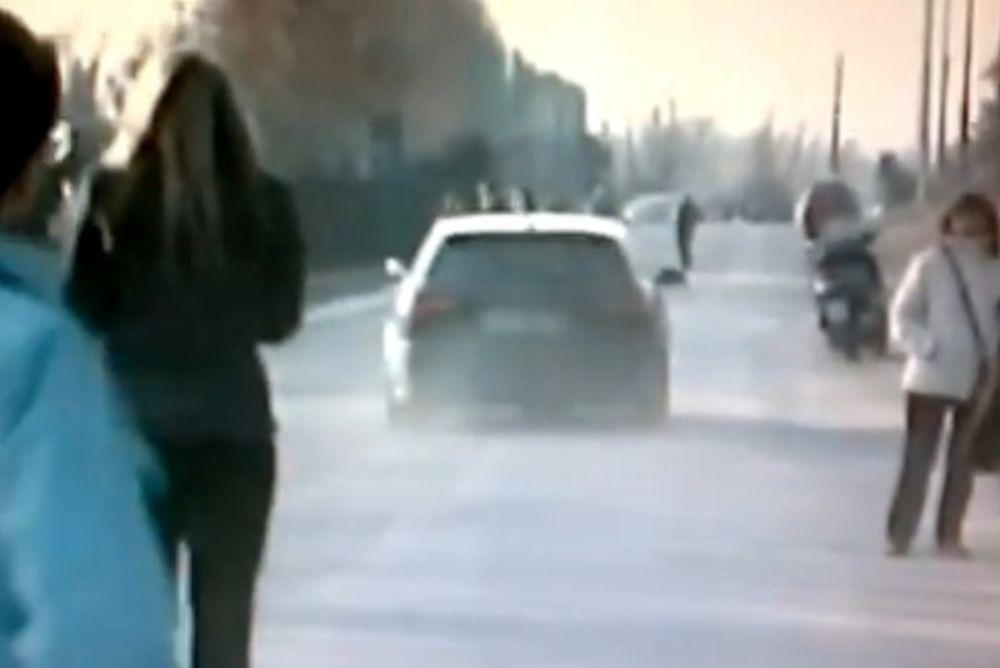 Χτύπησε και εγκατέλειψε γυναίκα ο Ιμπραΐμοβιτς! (video)