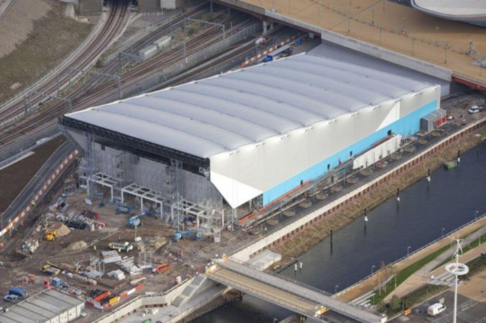 Waterpolo arena, το κολυμβητήριο των Ολυμπιακών