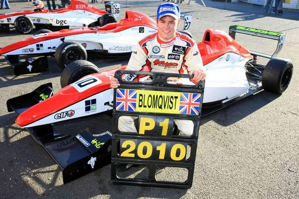 Πήρε Μπλόμκβιστ η McLaren