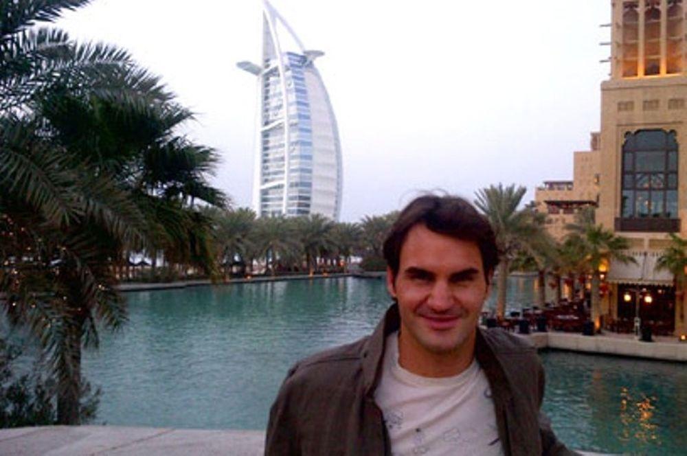Νόλε, Ρότζερ στο Ντουμπάι
