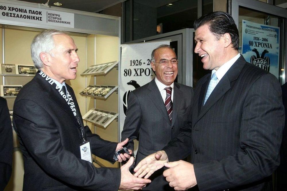 Αποστολίδης: «Ίσως έπιασε ταβάνι ο ΠΑΟΚ»