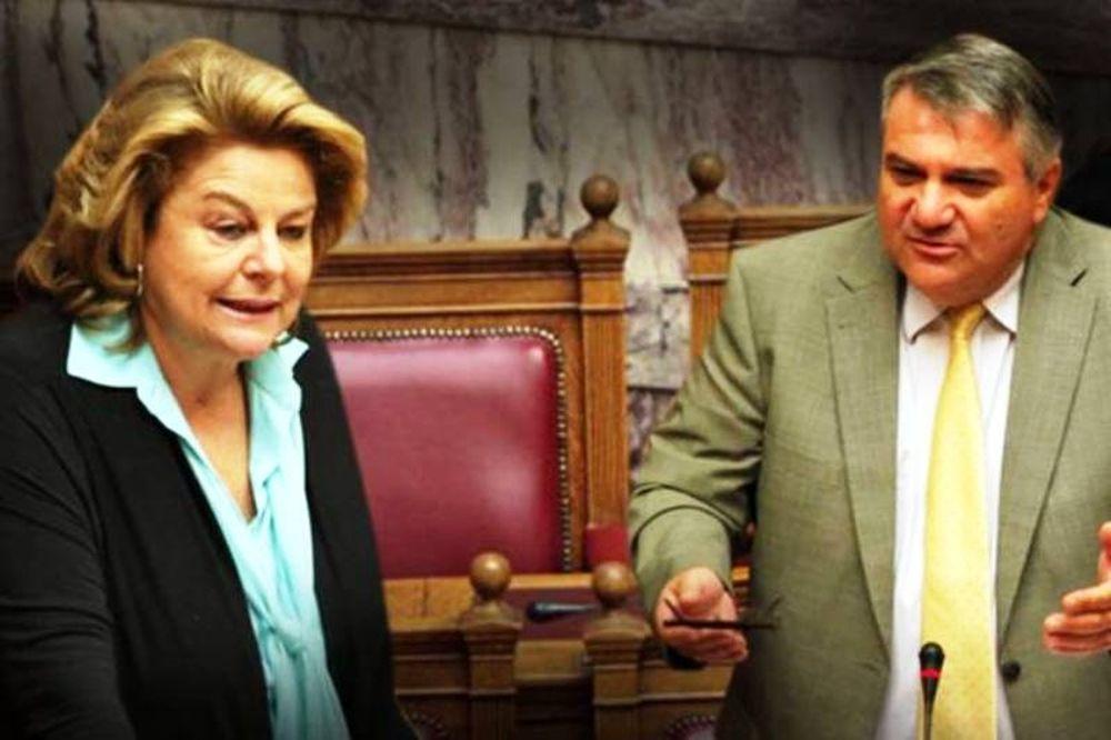 Προχωρούν σε νέο κόμμα Κατσέλη-Καστανίδης