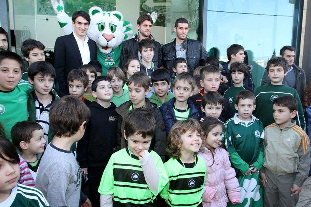 Μοίρασαν χαρά οι Λάζαρος, Καρνέζης, Πετρόπουλος (photos+videos)