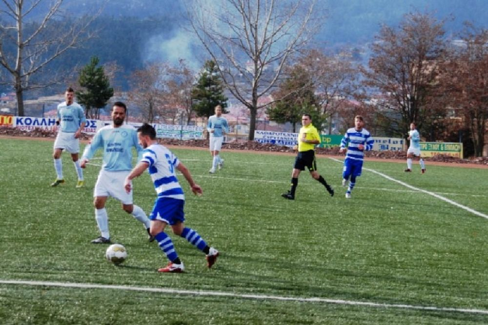 Α.Ο. Ταυρωπός - ΑΠΟΚ Βελούχι 2-1
