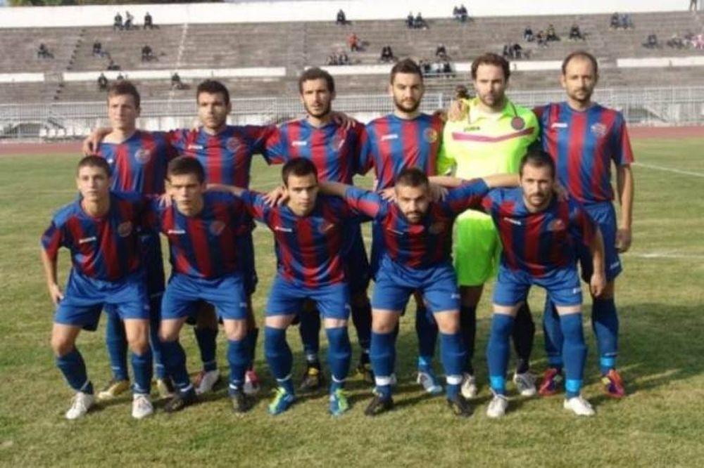 Όλυμπος Κέρκυρας-Τρίκαλα 2011 1-1