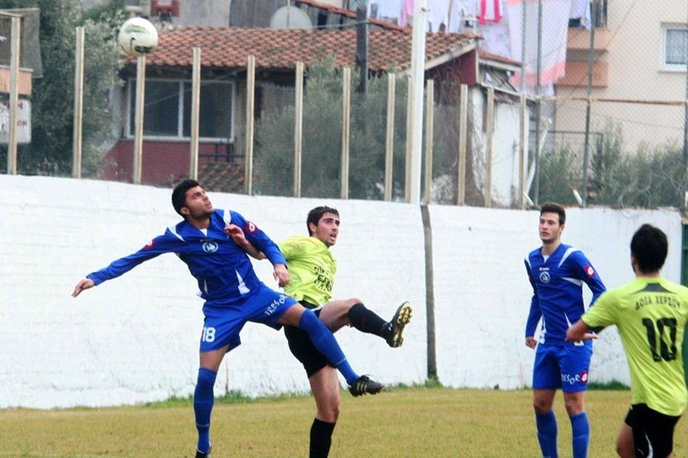 Οδυσσέας Κορδελιού-Καμπανιακός 1-0