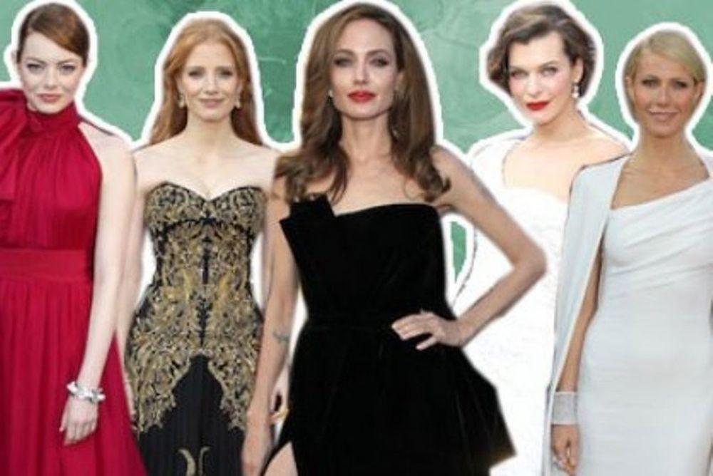 Οι κυρίες που… έκοψαν την ανάσα στα Oscar!