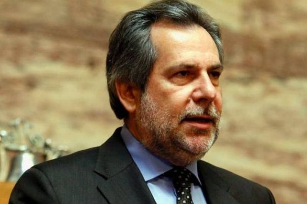 Παραιτήθηκε από υπουργός ο Χρ. Παπουτσής
