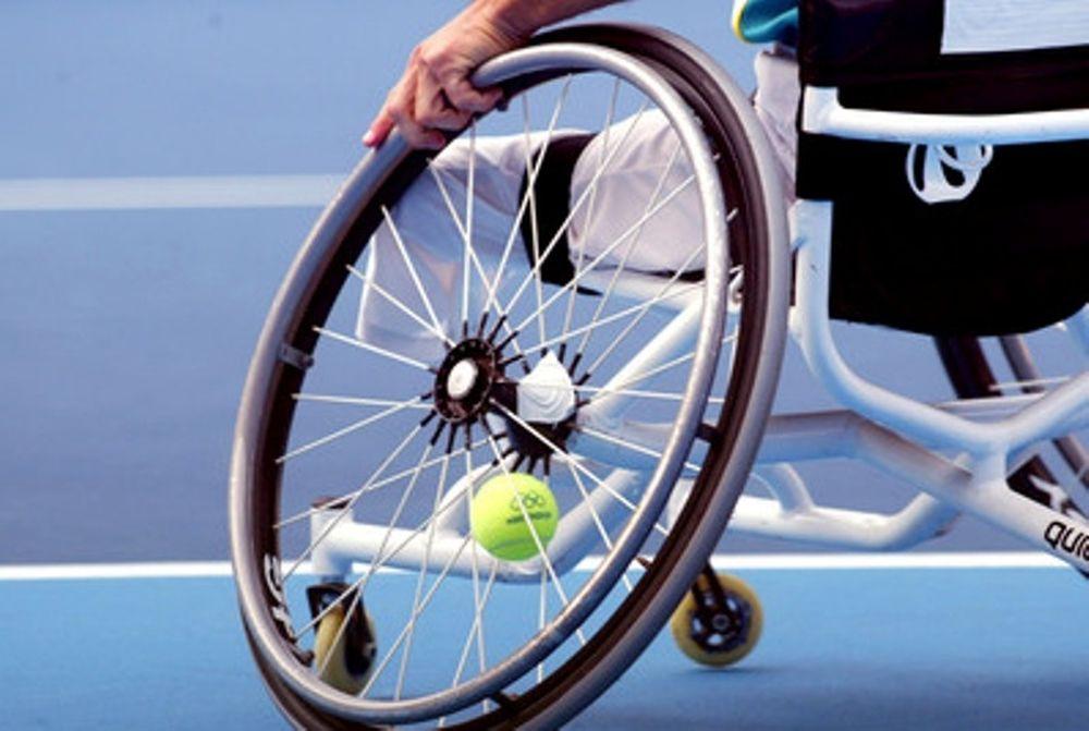 Στο Παγκόσμιο κύπελλο τένις με αμαξίδιο