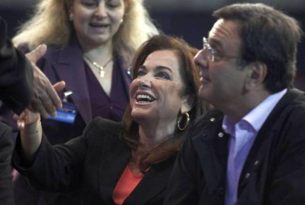 Η Ντόρα Μπακογιάννη η «εκατομμυριούχος» βουλευτής!