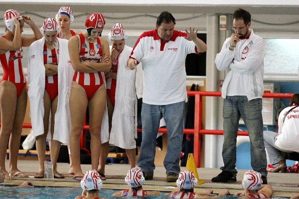 Παλεύει για την πρόκριση στον τελικό ο Ολυμπιακός