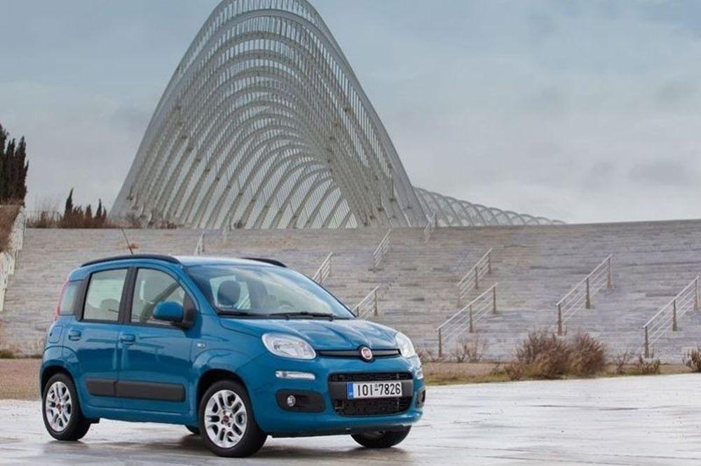 Το νέο Fiat Panda με ελαστικά της Goodyear