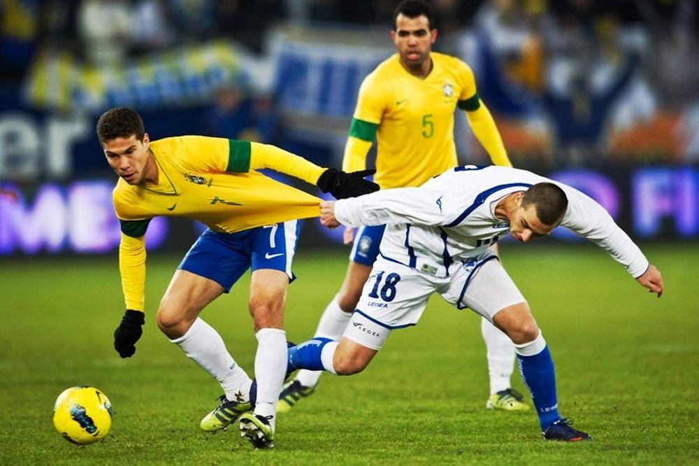 Λύτρωση για Βραζιλία