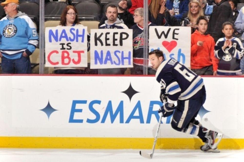 Είχε ζητήσει ανταλλαγή ο Nash