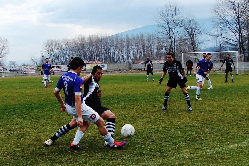 Ακαδημία Πλαταμώνα-ΠΑΟΚ Αλεξάνδρειας 5-0