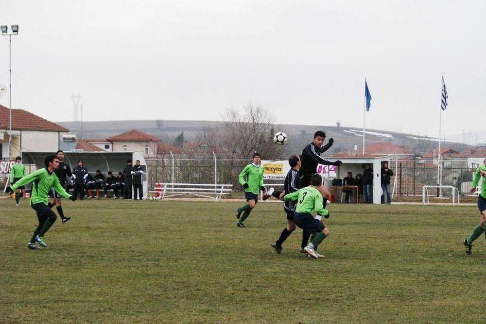 Περδίκκας-Πυρσός Γρεβενών 0-0
