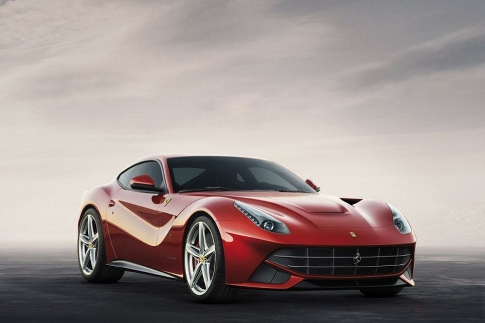 Ferrari F12 Berlinetta: Μέγας είσαι Κύριε!
