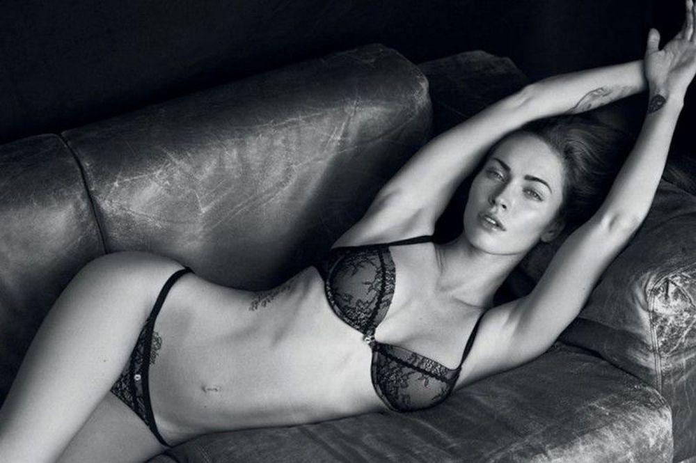 Η «ποτέ δεν ήμουν όμορφη» Μέγκαν Φοξ σε νέα φωτογράφιση! (Photos+video)