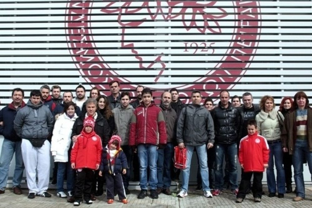 «Olympiacos Xperience» στου Ρέντη