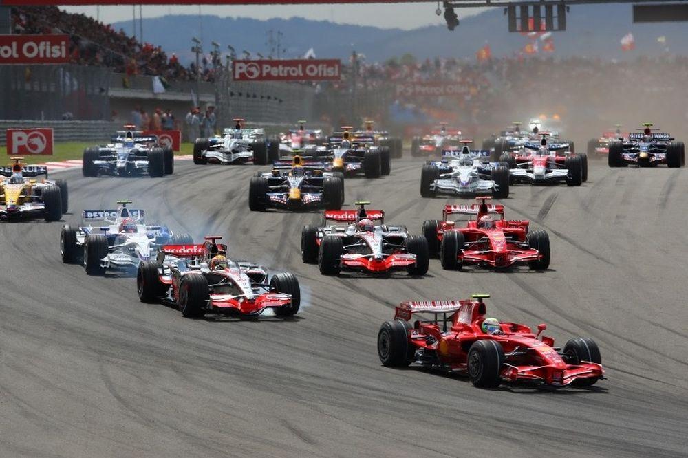 Και πάλι μαζί Alpha και OTE TV για τη Formula 1