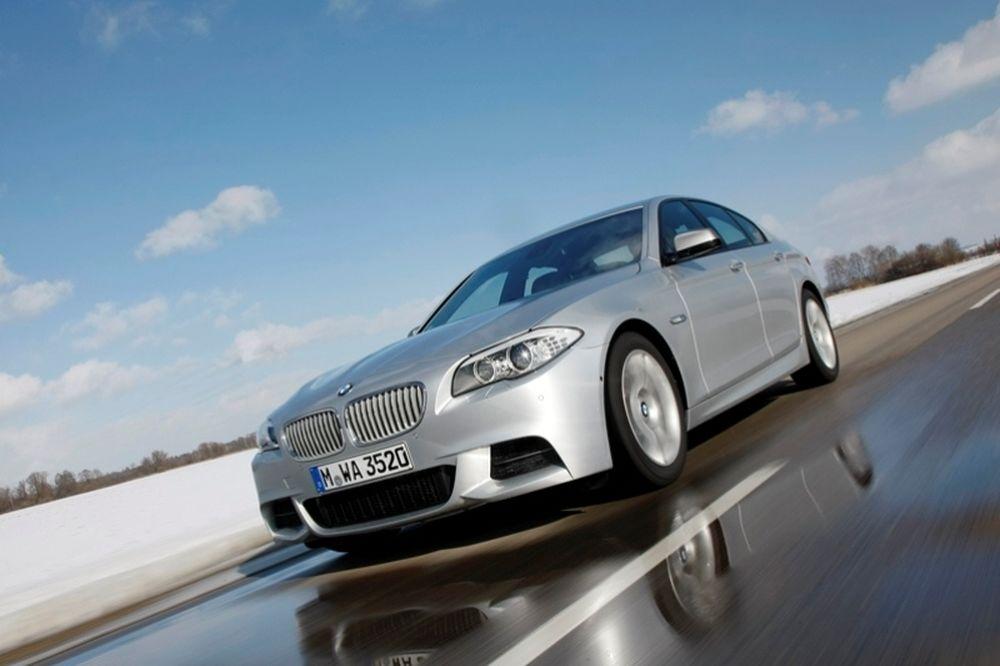 BMW M550d xDrive Το επόμενο παγκόσμιο σεντάν