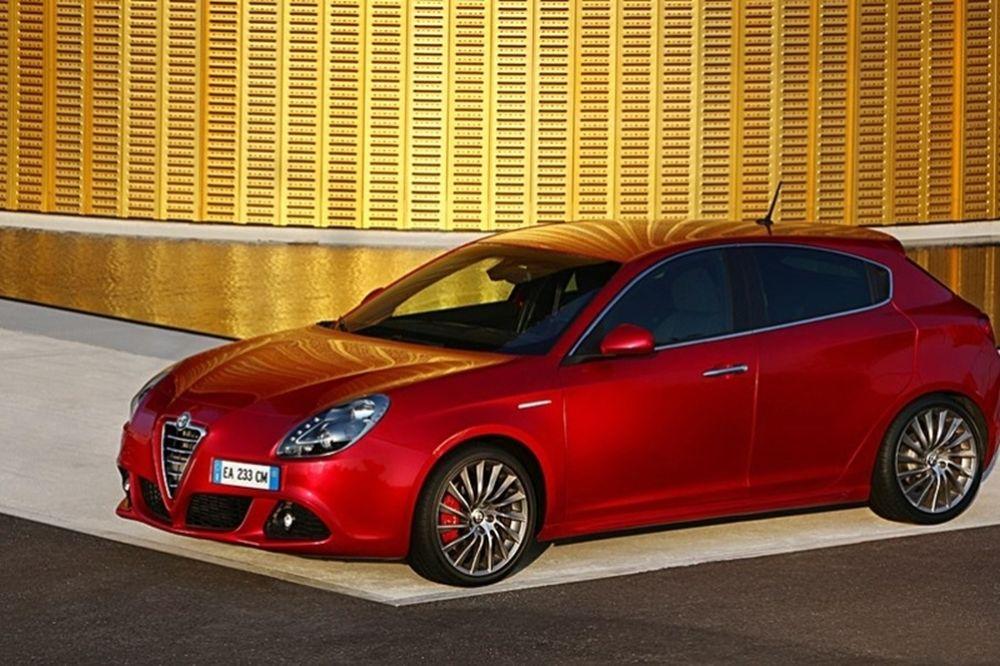 Μοναδικές προσφορές Alfa Gain για την Giulietta