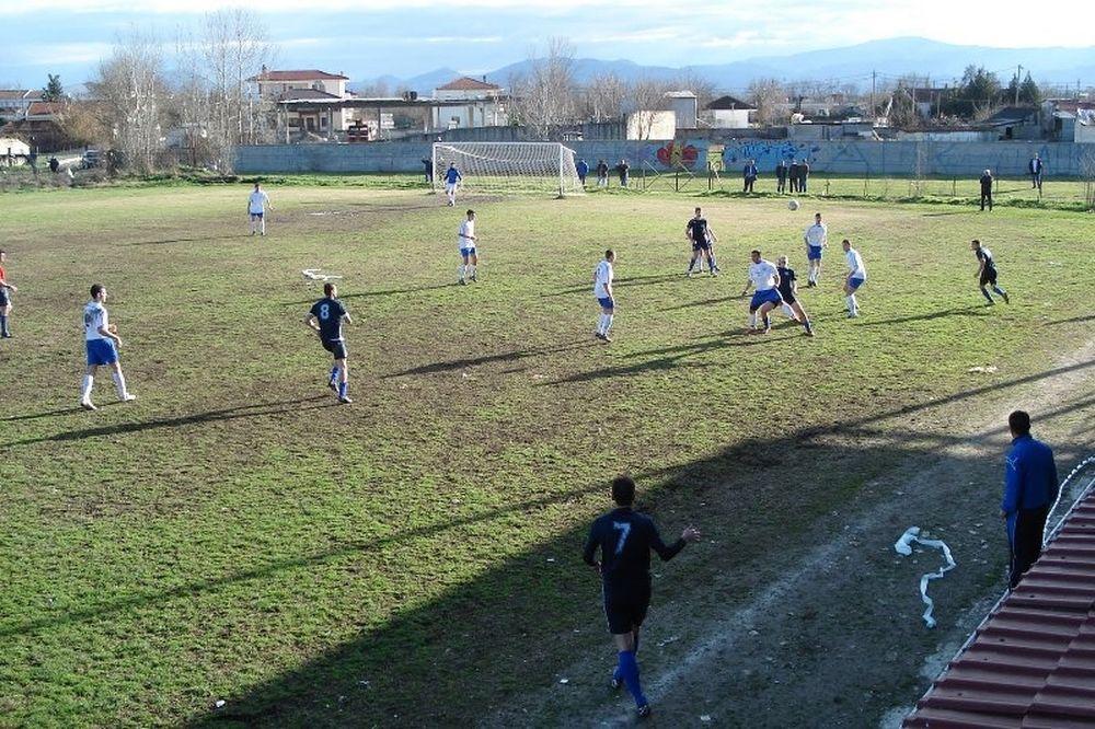 Ο Αμβρακικός 5-2 την ΑΕΚ Αρχαγγέλου