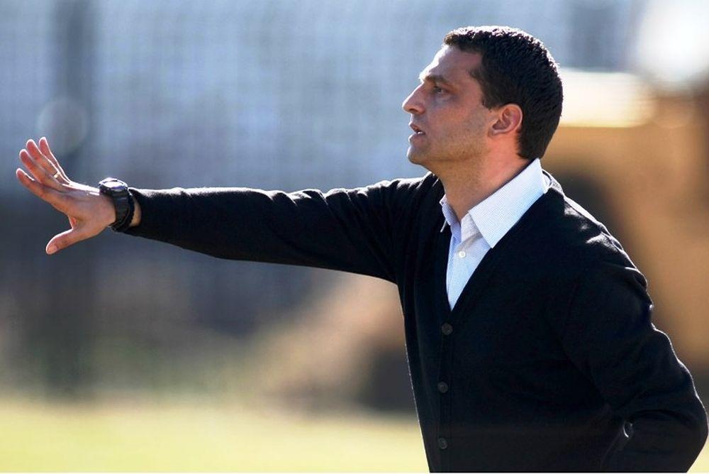 Σταματόπουλος: «Θέλουμε νίκη στη Σκύδρα»