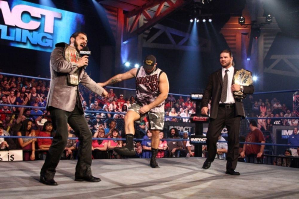 Το... καθιστικό main event του Austin Aries στο IMPACT