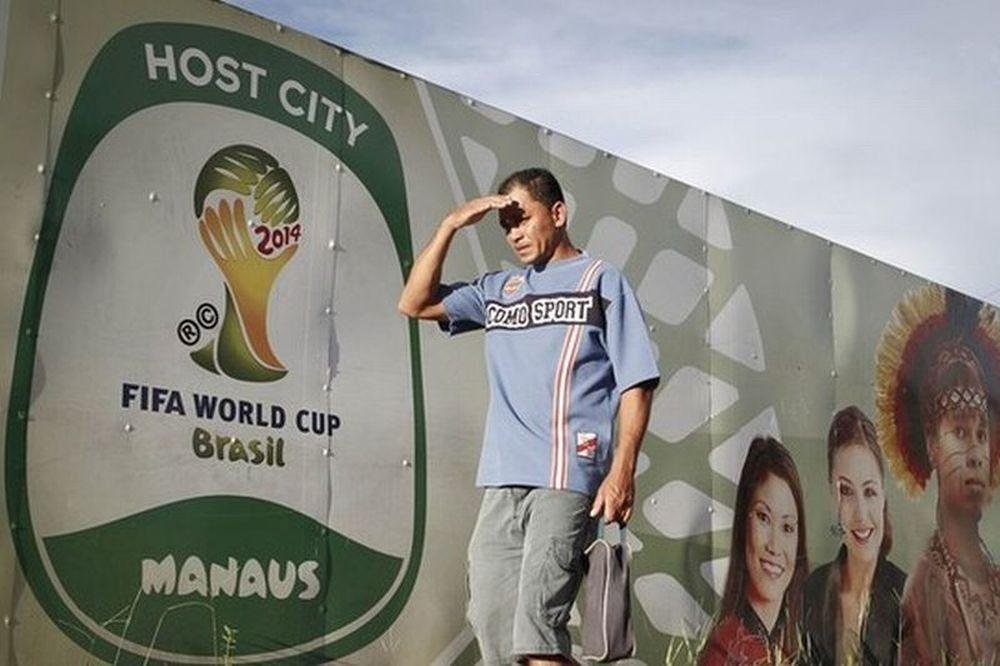 Γκρινιάζει η FIFA για τη Βραζιλία