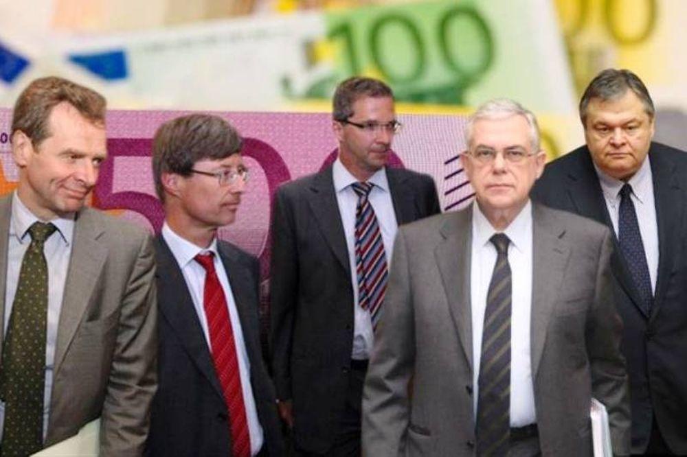 Έρχεται η έκθεση της τρόικας για την ελληνική οικονομία
