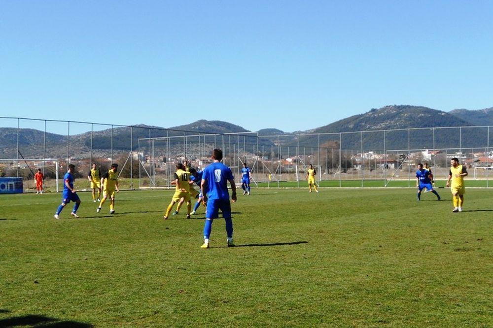 Αστέρας Τρίπολης-Εργοτέλης 0-2 (Κ20)