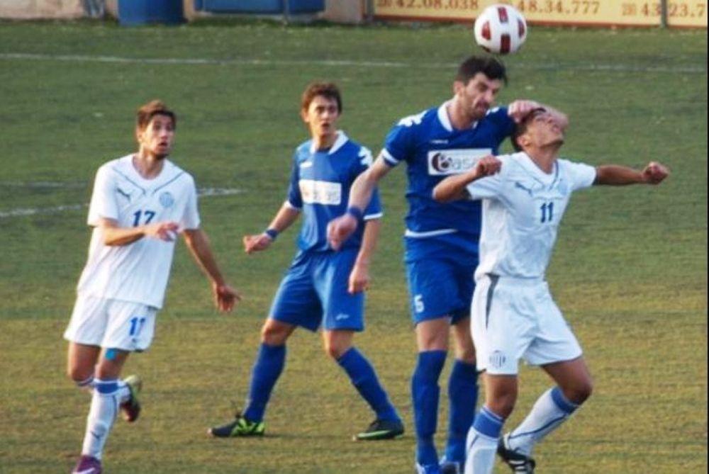 Ολυμπιάδα-Εθνικός 0-0
