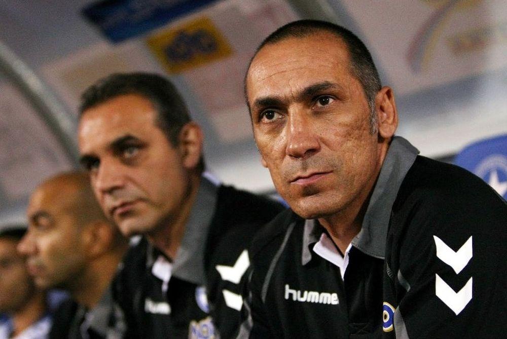 Δώνης: «Το πιο χυδαίο γήπεδο στην Ελλάδα»